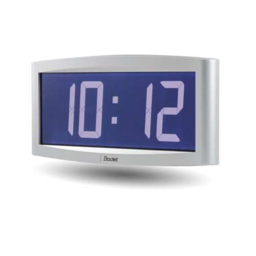 7cm digital lcd illuminated clock wireless clocks - Digital illuminated wall clocks ...